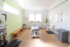 Das Bild zeigt den Behandlungsraum 3